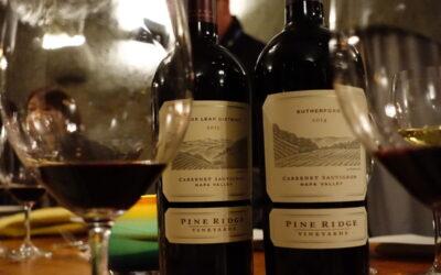 未被山火動搖的加州葡萄酒