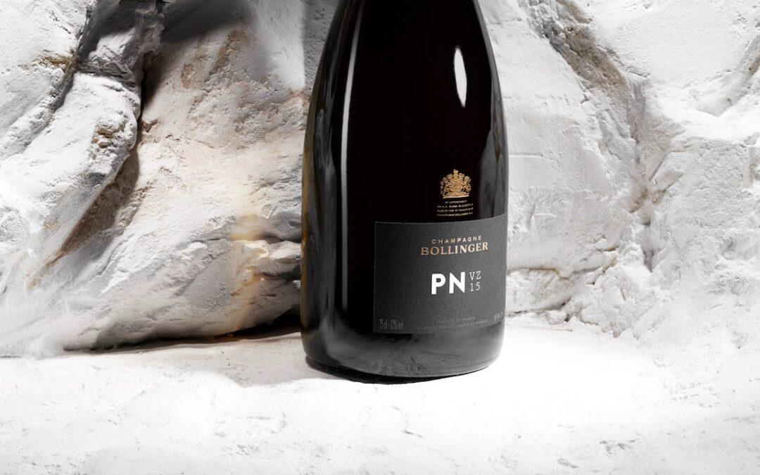 Bollinger全新酒款PN VZ15