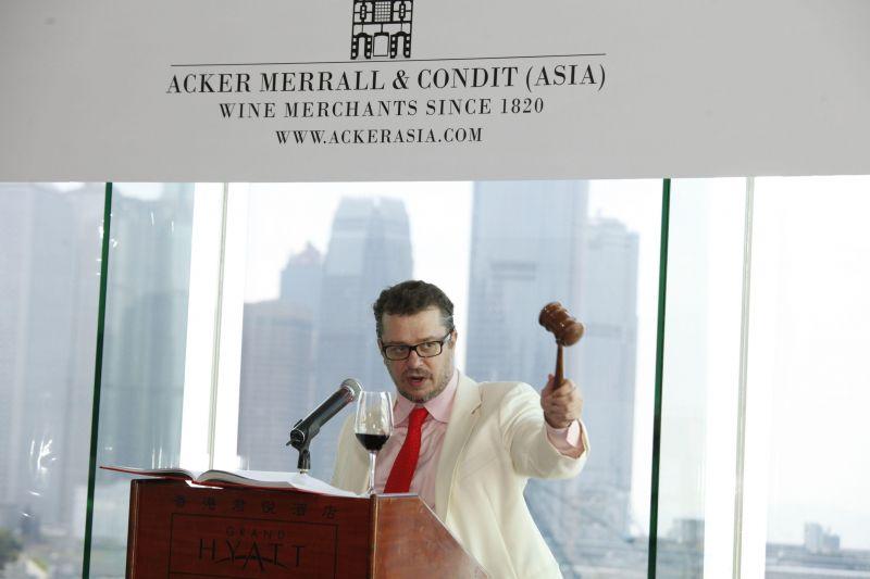 Acker CEO John Kapon hosting Sept 2013 HK sale
