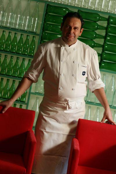港島香格里拉大酒店地區餅房總廚Alain Guillet