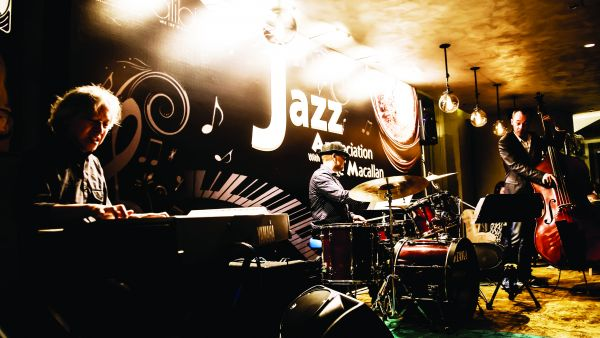 The Macallan Single Malt Whisky Presents :The Grand Finale of Jazz Trio!