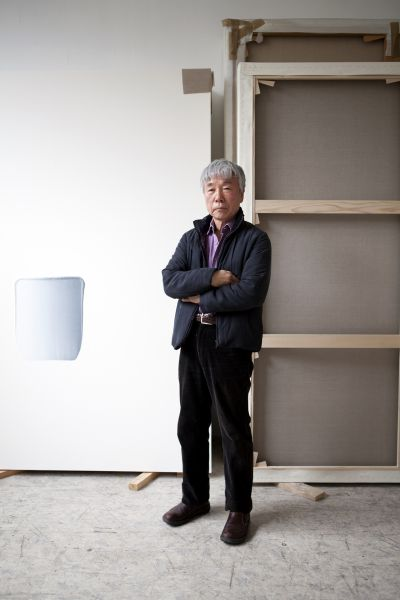 Lee Ufan(Photo Credit:StudioLeeUfan)