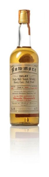 Lot 244 Bowmore-1969-#6634 波摩-1969-#6634 估價:HK$28,000 –36,000
