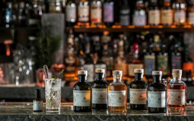 An Evoked Tale of Two Cities | St. Regis Bar