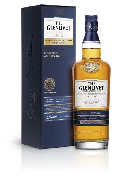 The Glenlivet - Master Distiller's Reserve Small Batch