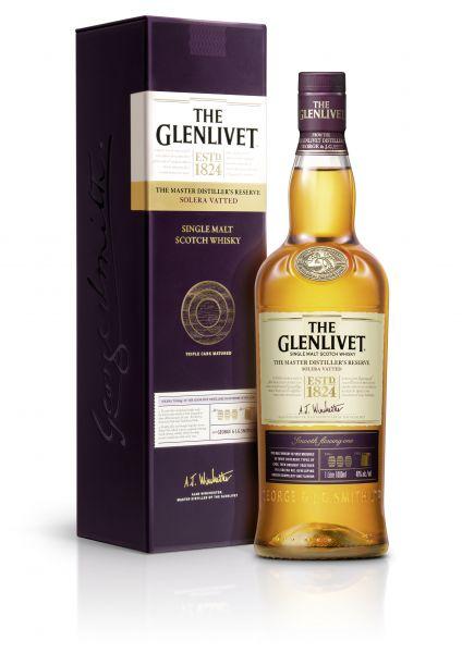 The Glenlivet - Master Distiller's Reserve Solera Vatted