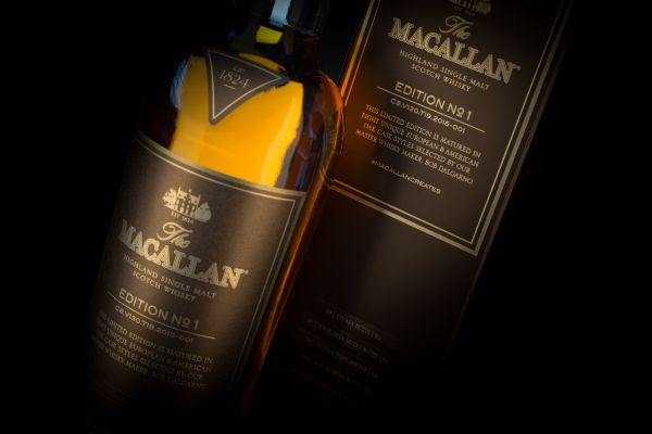The Macallan Edition No. 1 Mood Shot - 1