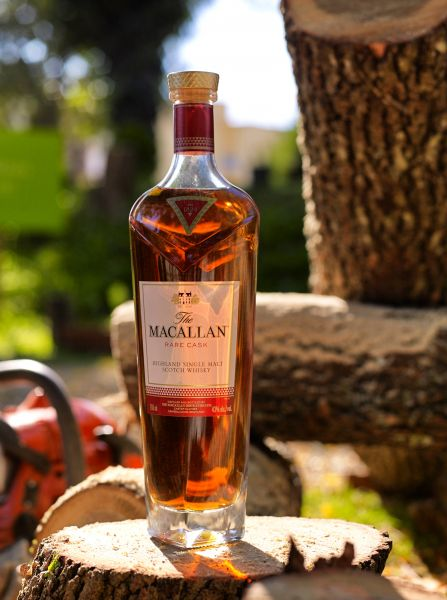 The Natural Colour The Macallan Rare Cask