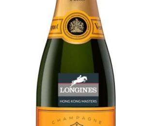 馬術大師賽嘗法國老牌香檳 Veuve Clicquot