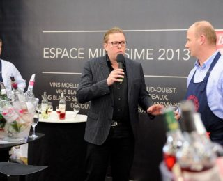 VINIPRO-THE NEW WINE FAIR ENDS ON A SATISFACTORY NOTE