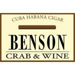 Benson Crab & Wine