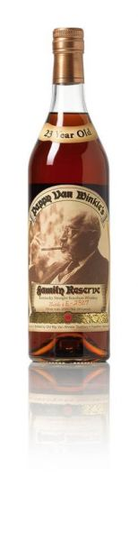 Lot 157 Pappy Van Winkle's-Family Reserve-23 year old 帕皮-凡-溫克爾-23年 估價:HK$13,000 – 16,000