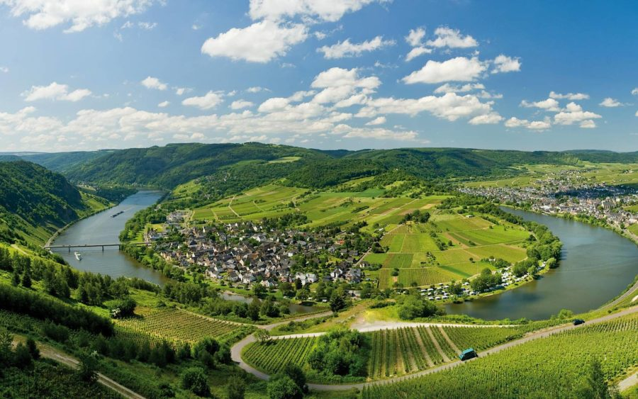 The Terrace of Elegance and Class – Mosel